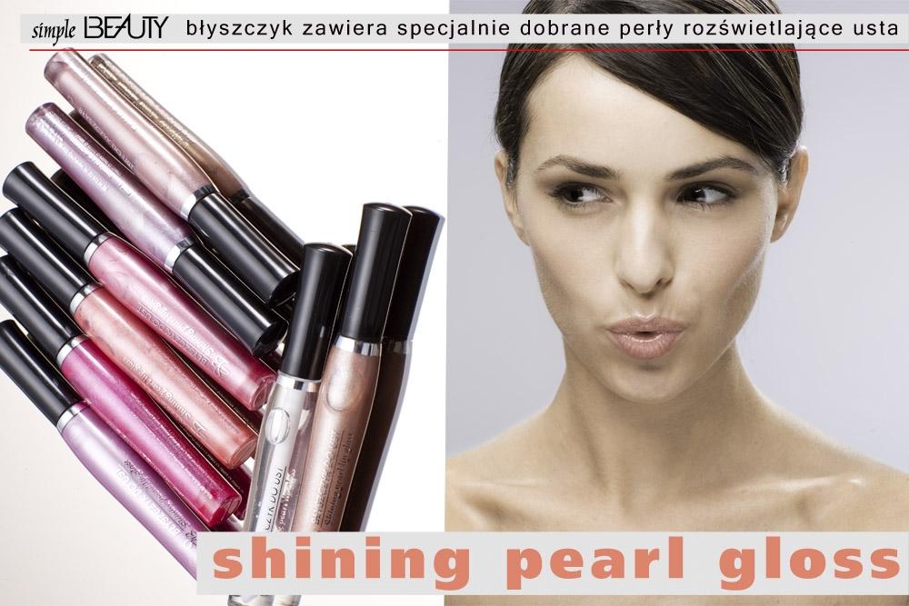 Błyszczyki Shining Pearl_Simple_Beauty_01